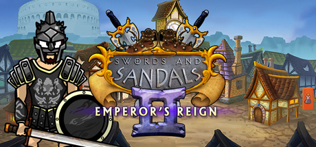Swords and Sandals 2 Redux Cover Image