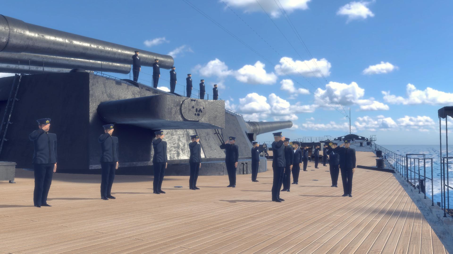 Oculus Quest 游戏《VR Battle of Battleship》VR战舰大和号插图(1)