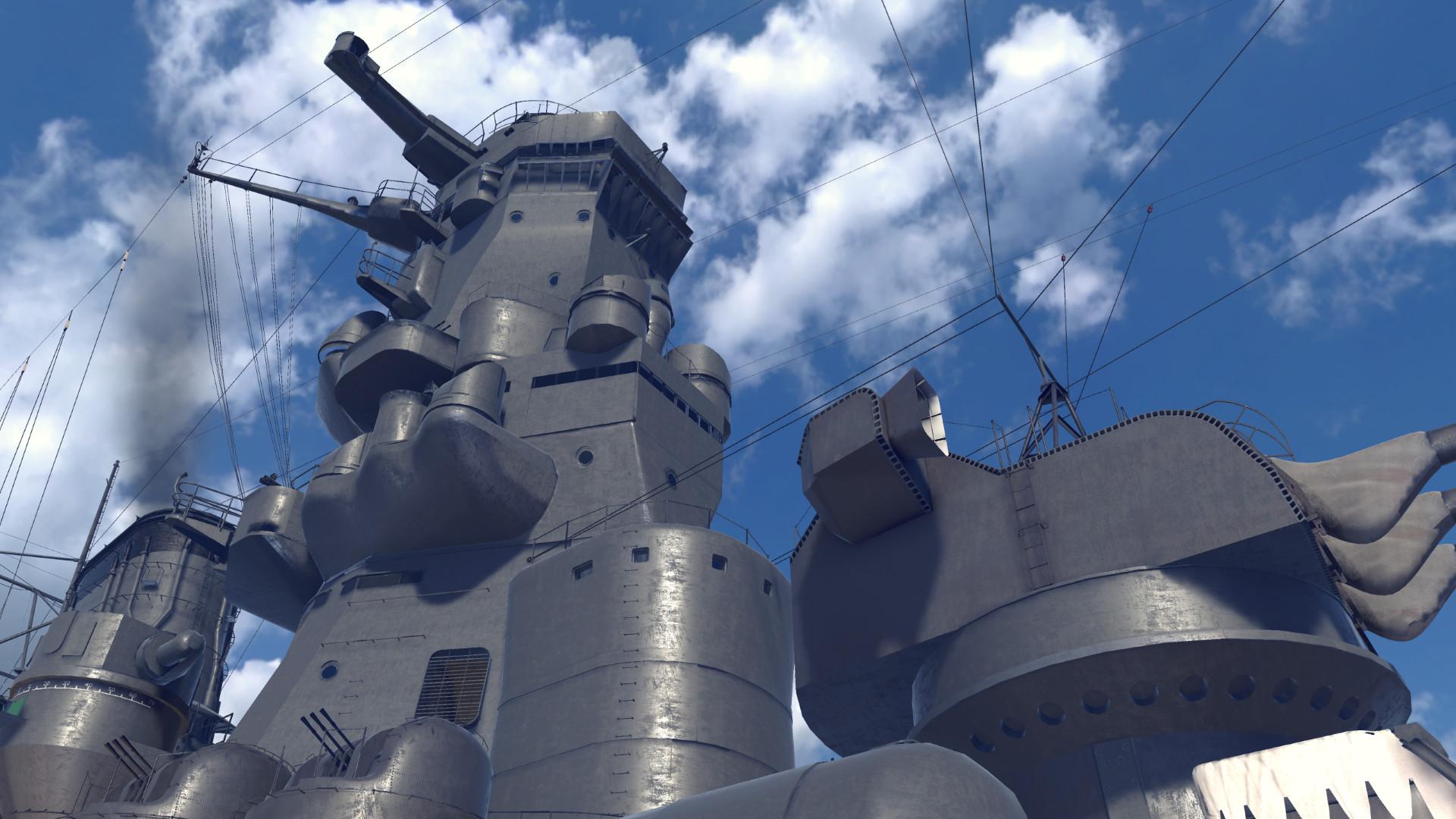 Oculus Quest 游戏《VR Battle of Battleship》VR战舰大和号插图(2)