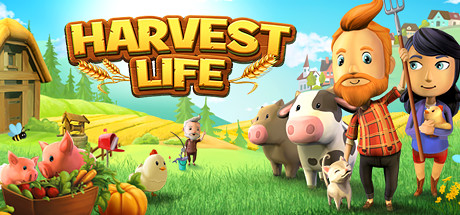 Harvest Life Cover Image
