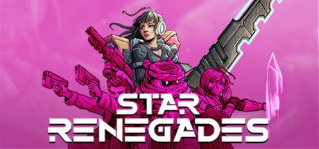 Star Renegades Capa