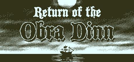 Return of the Obra Dinn Cover Image