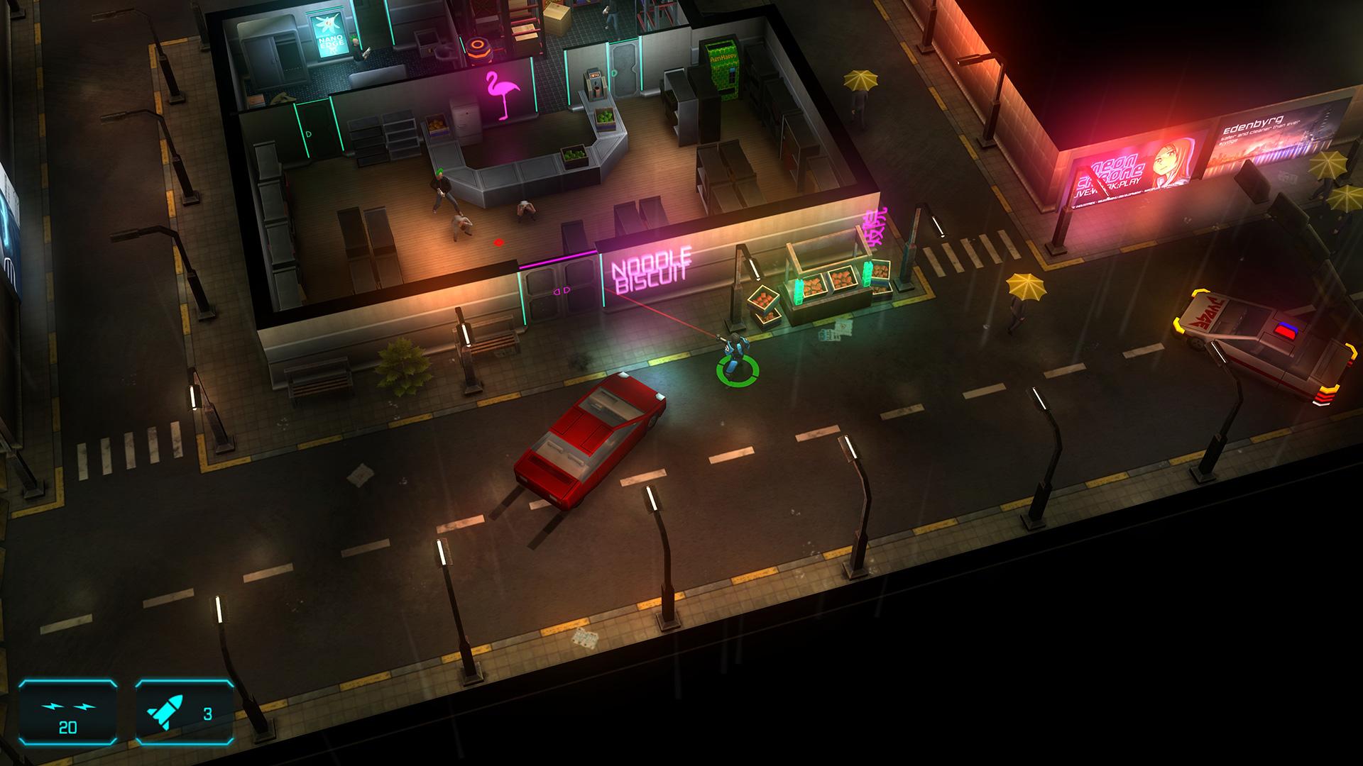 JYDGE screenshot 1