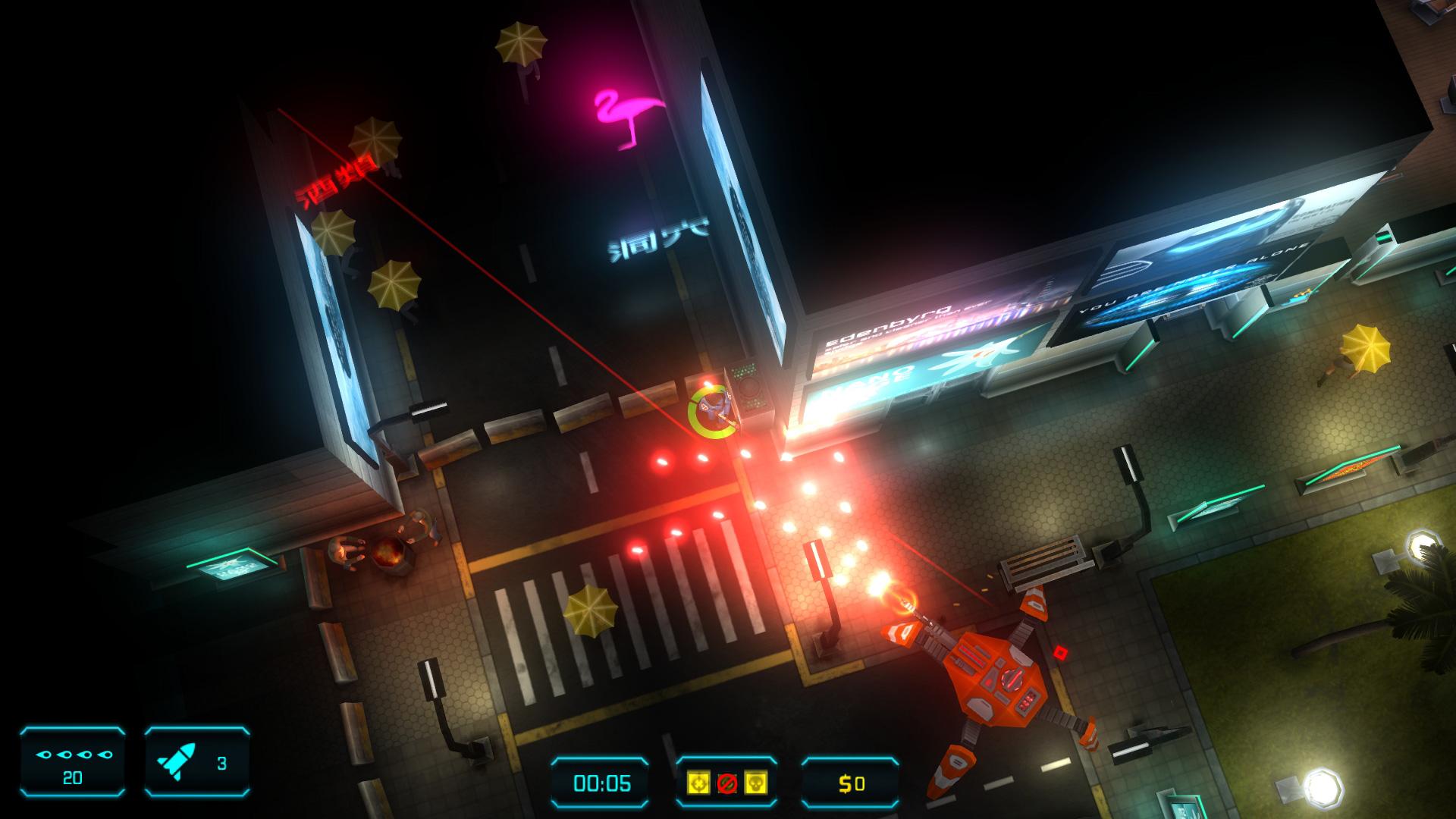JYDGE screenshot 2
