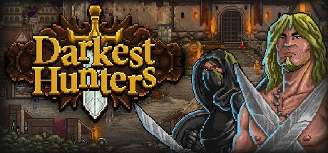 Darkest Hunters Cover Image