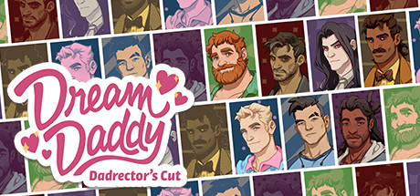 Dream Daddy: A Dad Dating Simulator Cover Image