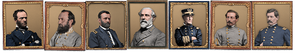 Grand Tactician: The Civil War (1861-1865)