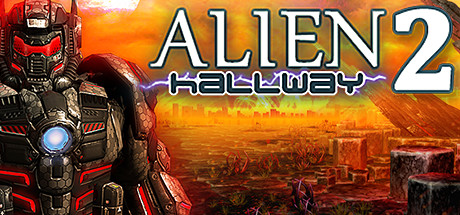 Alien Hallway 2 Cover Image