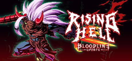 Rising Hell [PT-BR] Capa