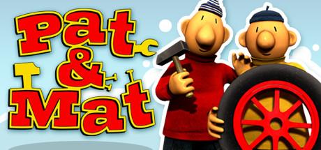 Pat & Mat Cover Image