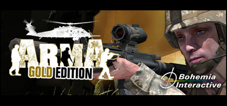 ARMA: Gold Edition Cover Image