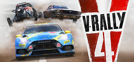 V-Rally 4 Cover Image