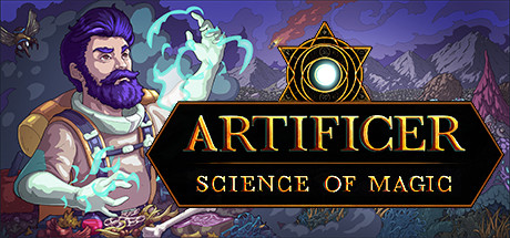 Artificer Science of Magic Capa