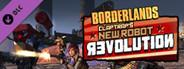 Borderlands DLC: Claptrap's New Robot Revolution