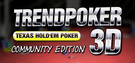 Trendpoker 3D: Texas Hold'em Poker Cover Image