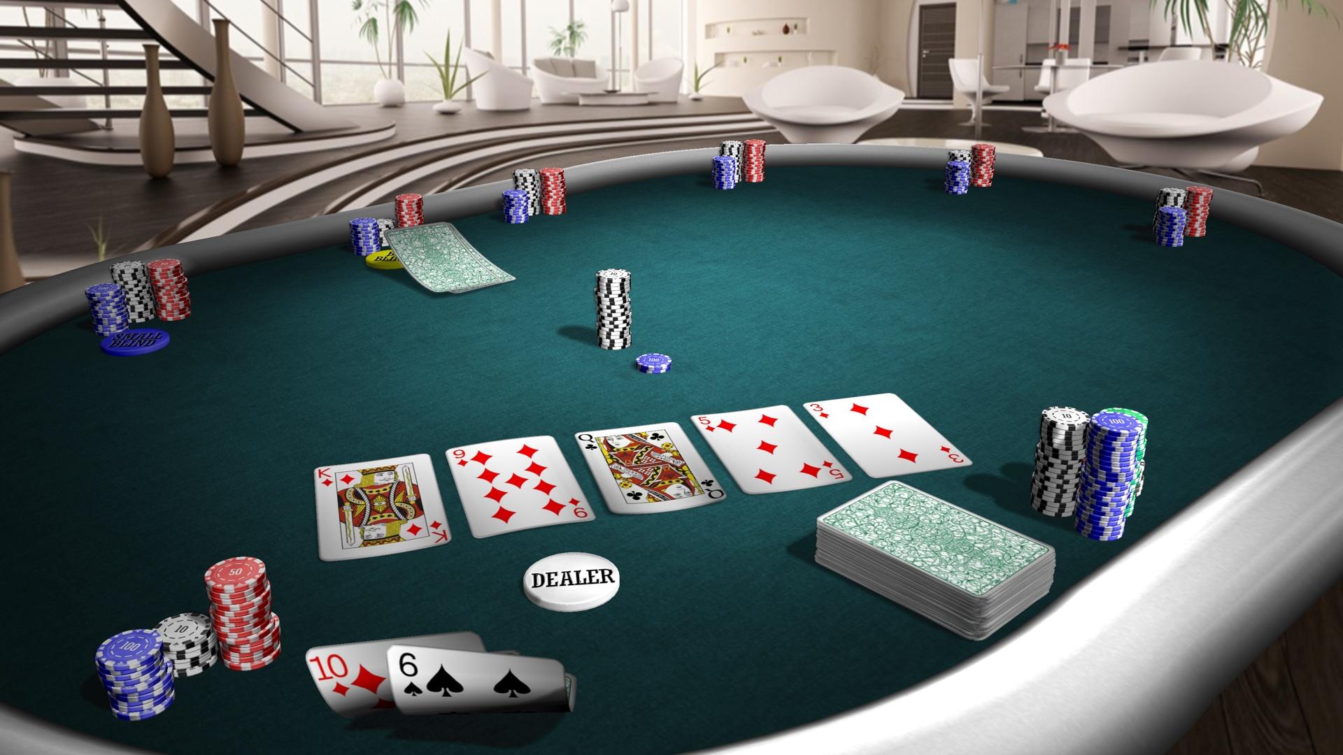 Save 50% on Trendpoker 3D: Texas Hold'em Poker on Steam