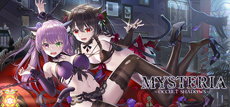 Mysteria Occult Shadows Capa