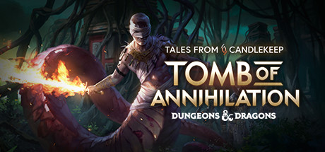 Tales from Candlekeep: Tomb of Annihilation Cover Image