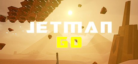 Jetman Go Cover Image