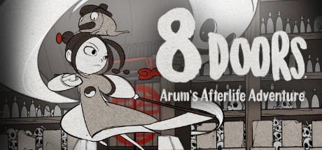 8Doors Arums Afterlife Adventure [PT-BR] Capa
