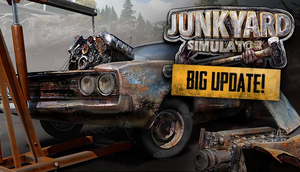 Junkyard Simulator (EA)