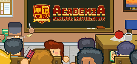 Academia : School Simulator Cover Image