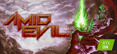 AMID EVIL Cover Image