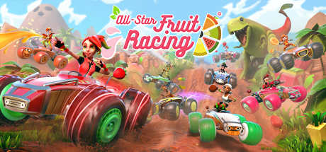 All-Star Fruit Racing Cover Image