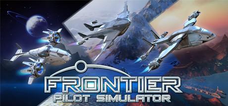 Frontier Pilot Simulator Cover Image