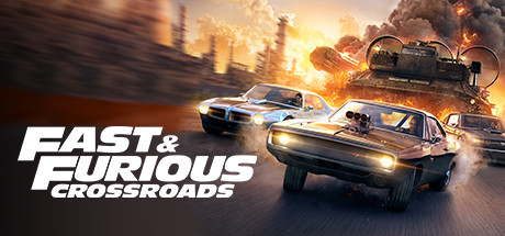 FAST & FURIOUS CROSSROADS Cover Image