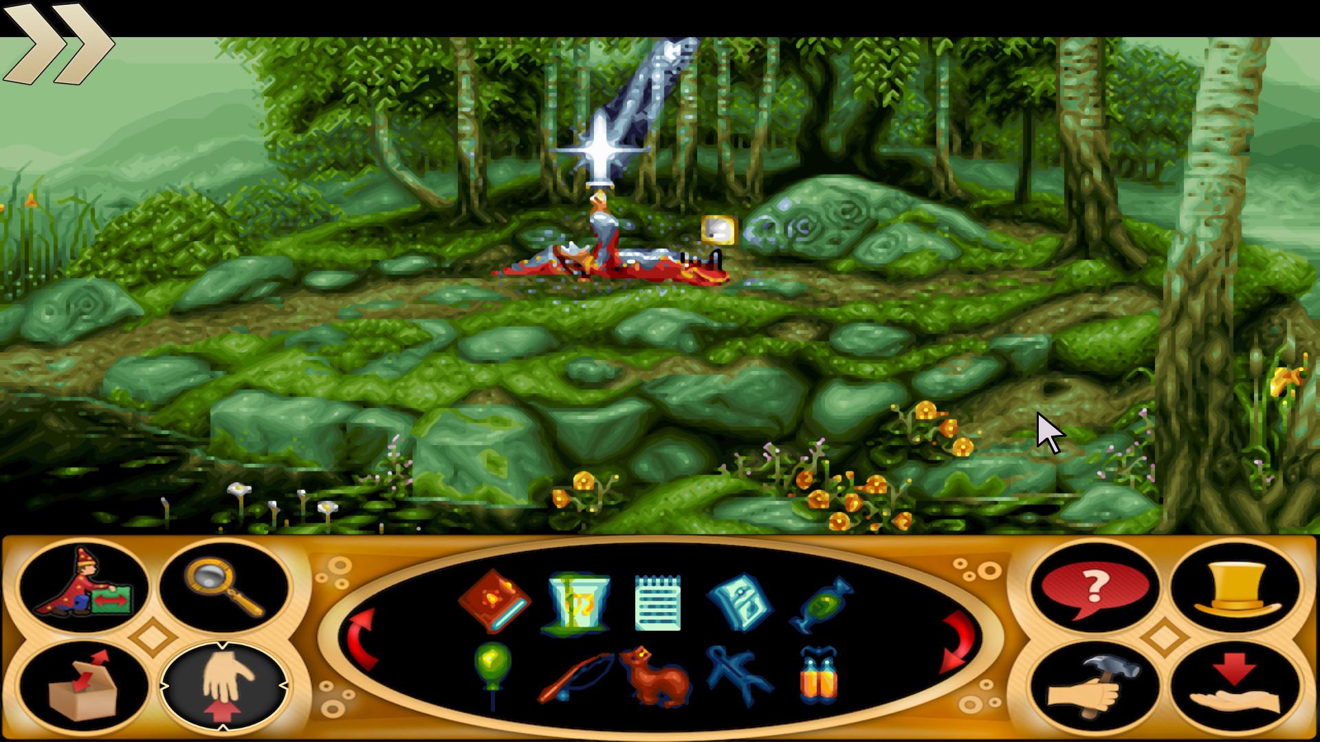 Simon the Sorcerer 2: 25th Anniversary Edition Screenshot 2