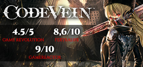 CODE VEIN Cover Image