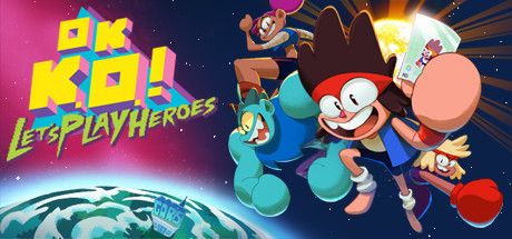 Ok K O Let S Play Heroes On Steam