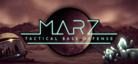 MarZ: Tactical Base Defense Cover Image