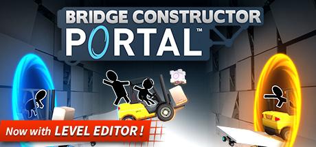 Bridge Constructor Portal Cover Image