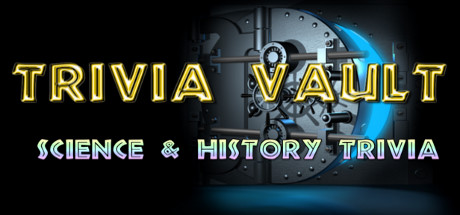 Trivia Vault: Science & History Trivia Cover Image