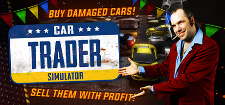 Car Trader Simulator Cover Image