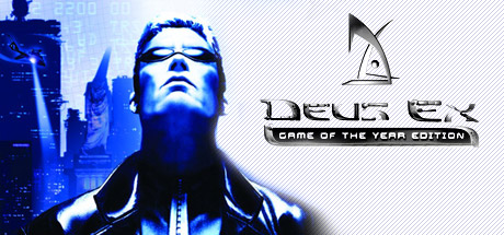 Deus Ex: Game of the Year Edition Cover Image