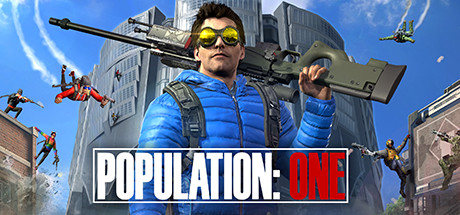 POPULATION: ONE Cover Image