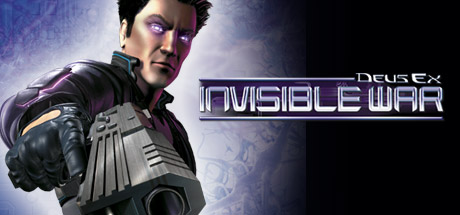 Deus Ex: Invisible War Cover Image