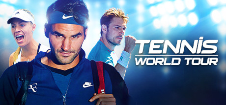 TENNIS WORLD TOUR + THE FOREST