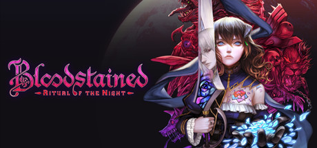 Bloodstained Ritual of the Night [PT-BR] Capa