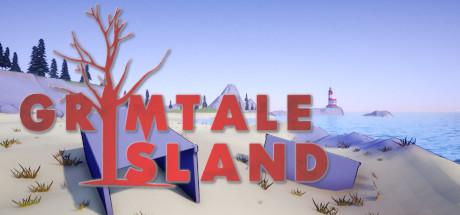 Grimtale Island Capa