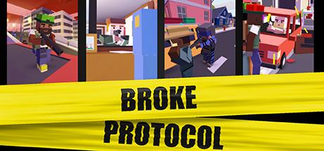 BROKE PROTOCOL Online City RPG Free Download v1.2 + Online