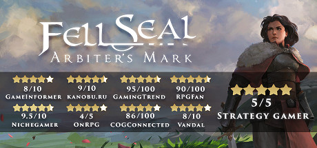 Fell Seal: Arbiter's Mark Cover Image
