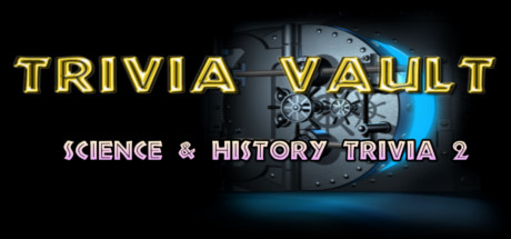 Trivia Vault: Science & History Trivia 2 Cover Image