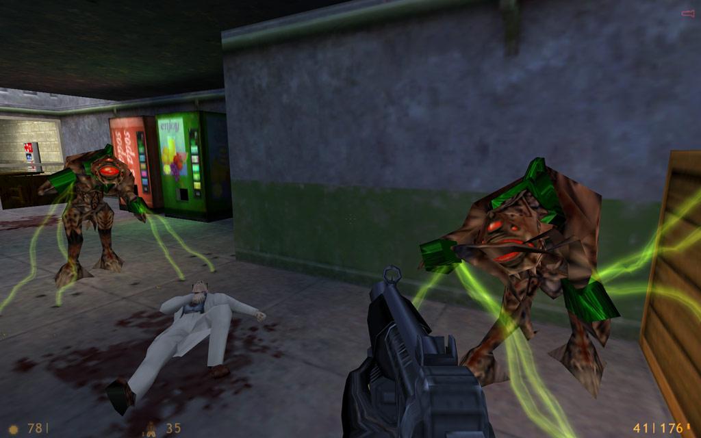 half life ekran görüntüsü