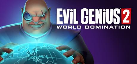 Evil Genius 2: World Domination Cover Image