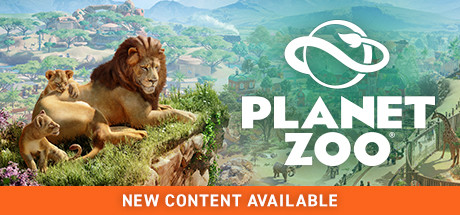 Planet Zoo Cover Image