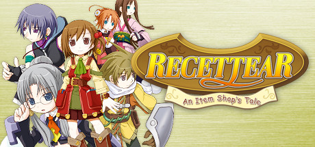 Recettear: An Item Shop's Tale Cover Image